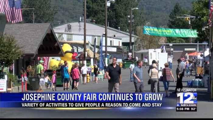 Josephine County Fair focuses on variety this year