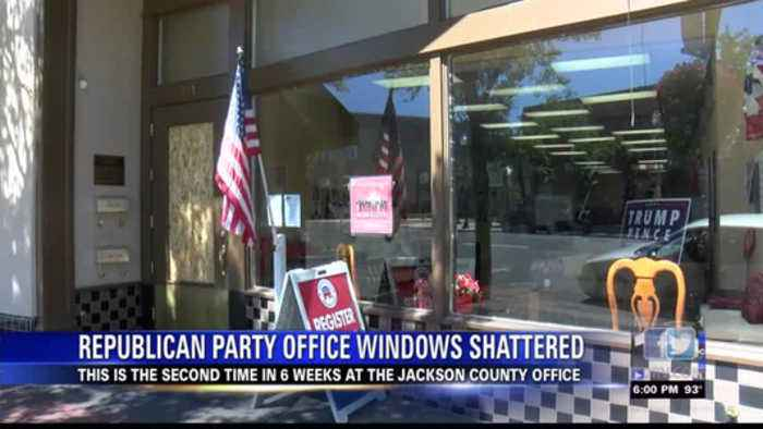 Vice Chair of Republican Party is more disappointed than shocked about second vandalism