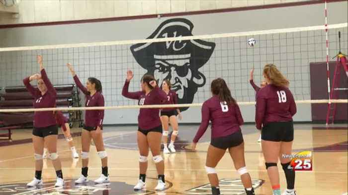 VC Volleyball gets ready for the season