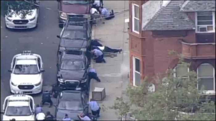 VIDEO Local, state and federal lawmakers react after Philadelphia shootings