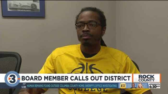 13 black leaders have left one Rock County school district; board member says it's no coincidence