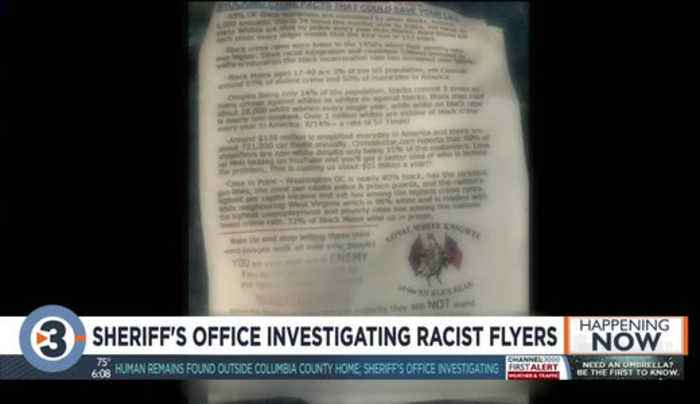 Reports of white supremacist flyers found near homes across Dane County