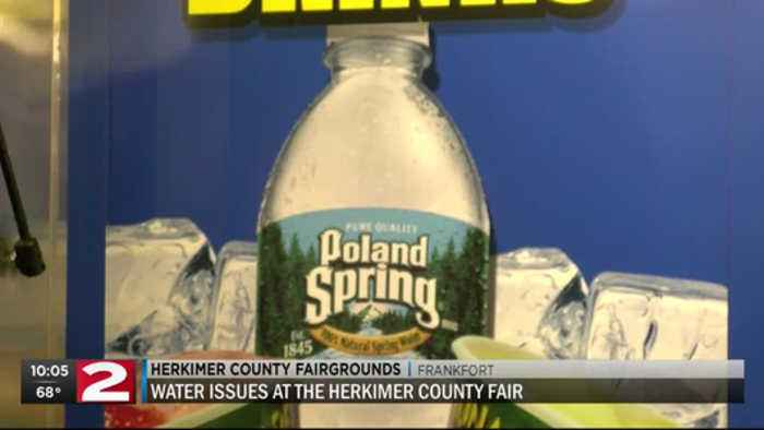 Herkimer County Fair Under a Boil Water Advisory
