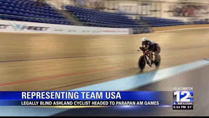 Ashland resident to represent Team USA in Parapan American Games