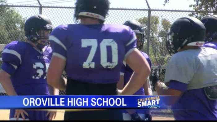 Oroville High Football