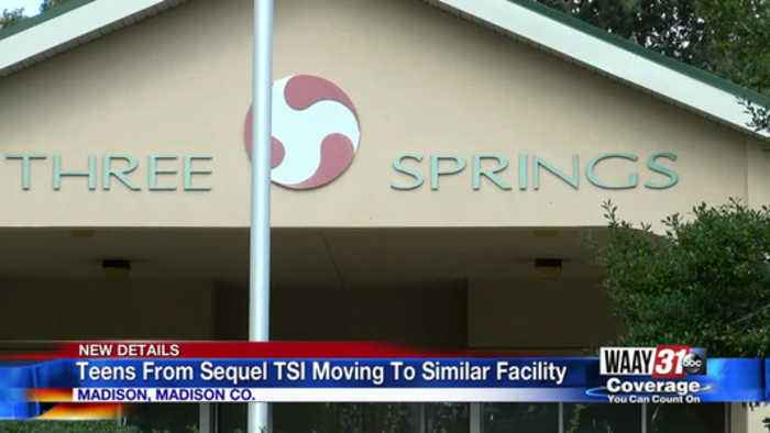 Teens from Sequel TSI moving to similar facility