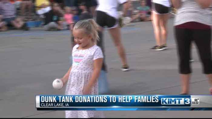 Families in Need fundraiser