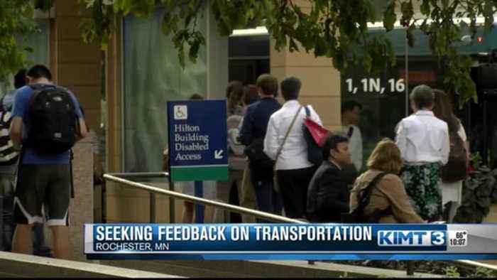 Growing transportation needs
