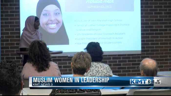 Muslim women in leadership