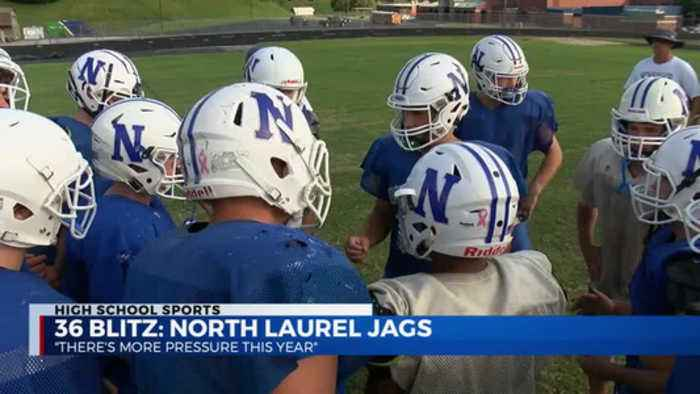 36 Blitz: North Laurel Jaguars