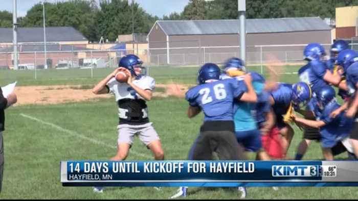CTK: Hayfield Vikings