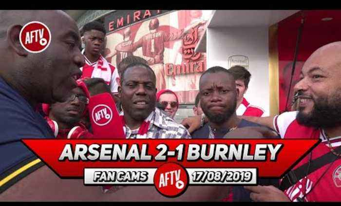 Arsenal 2-1 Burnley | Fans Clash Over Koscielny Disrespectful Departure Ft Ty, Belgium & CheekySport