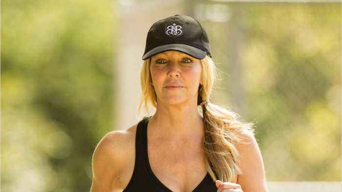 Heather Locklear Charged With Multiple Counts Of Battery