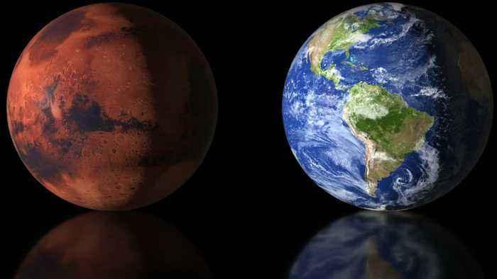 NASA Hopes To Retrieve Rock Samples From Mars