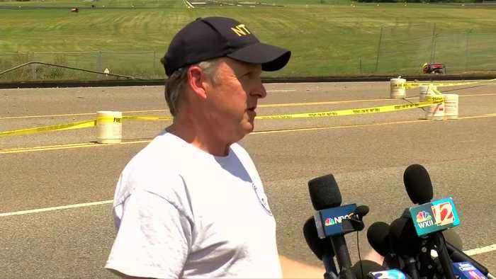Earnhardt Jr.'s plane bounced before crash