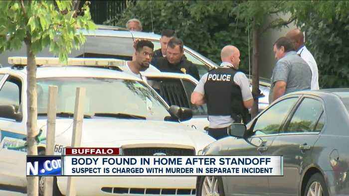 SWAT standoff ends, body found in apartment, man in custody also charged with ex-girlfriend's death
