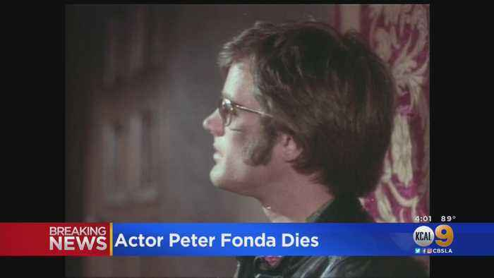 'Easy Rider' Actor Peter Fonda Dies At 79 From 'Respiratory Failure Due To Lung Cancer'