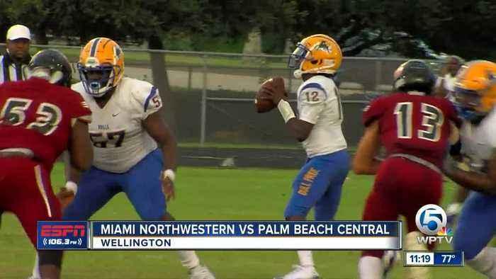 Miami Northwestern vs Palm Beach Central