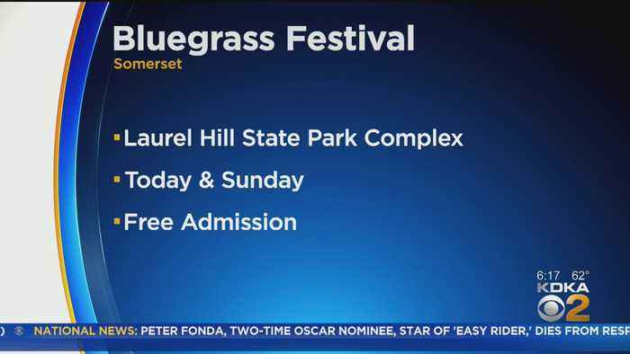 Laurel Hill State Park Hosts Bluegrass Festival