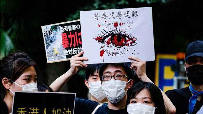 Hong Kong Protesters Urge Boycotting Disney's Mulan Remake