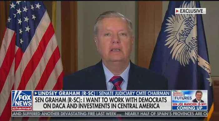 Sen. Graham talks potential future gun laws part 1