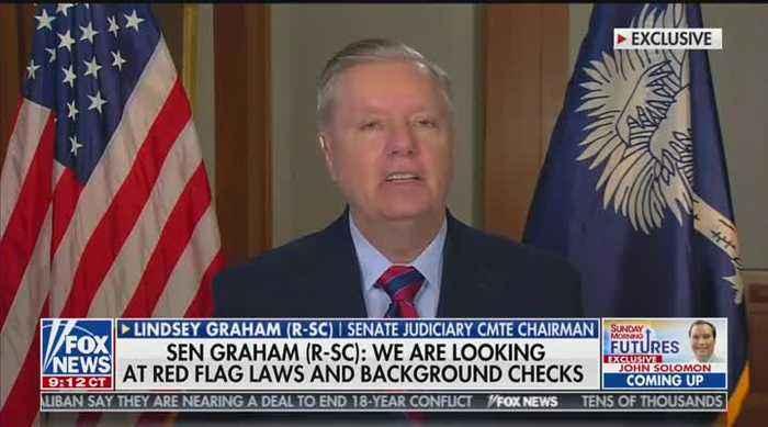 Sen. Graham talks potential future gun laws part 2
