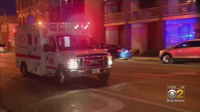 2 People Injured In Hit-And-Run; Police Searching For Driver