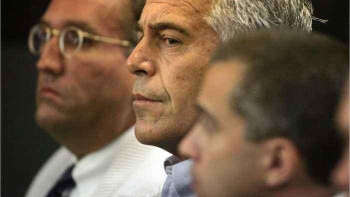 Epstein's Past In Jail: Women's Panties