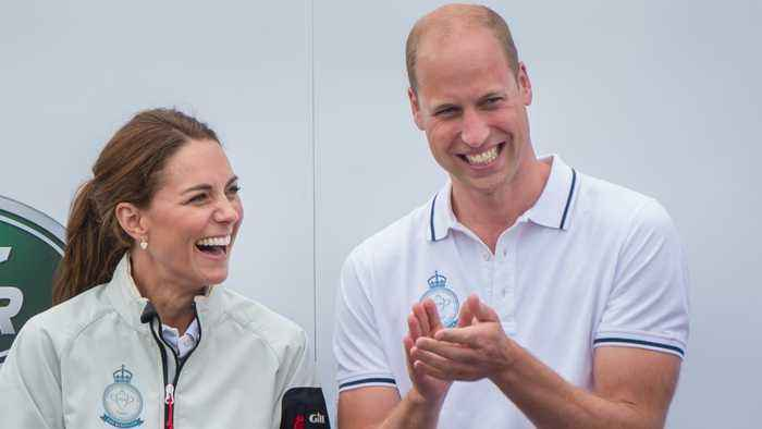 William and Kate will stay in a separate cottage from the rest of the royal family on their visit to Scotland