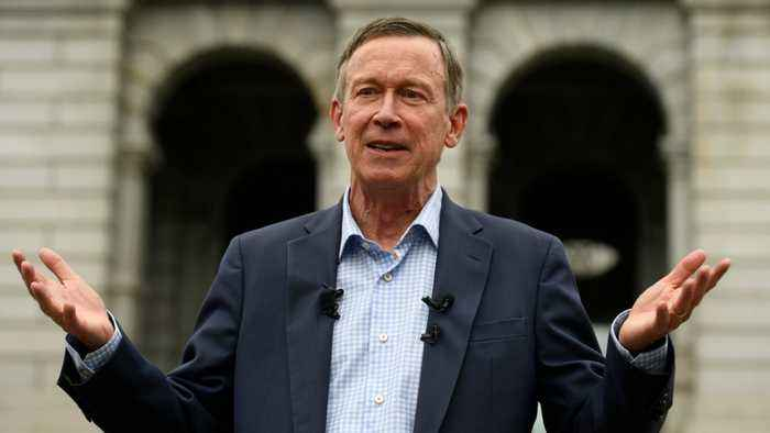 John Hickenlooper Drops Out Of 2020 Presidential Run