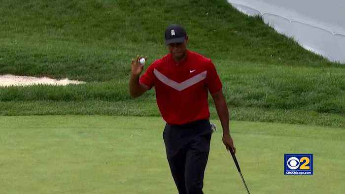Tiger Woods Eliminated At BMW Championship