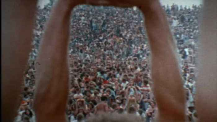 VIDEO: SteelStacks festival celebrates Woodstock's 50th anniversary