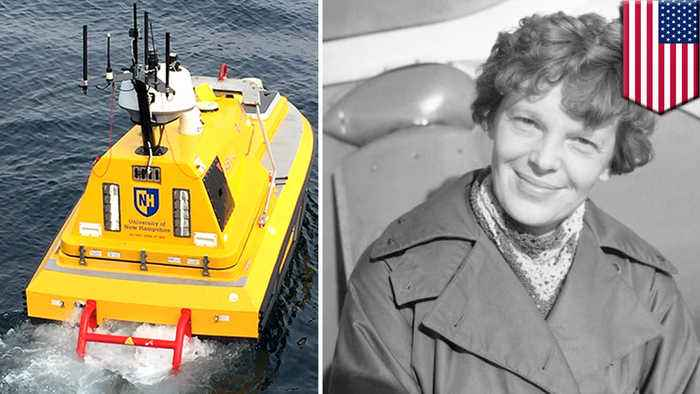 Robert Ballard-led team to search for Amelia Earhart's plane