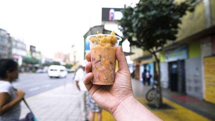 Lima: Leche De Tigre