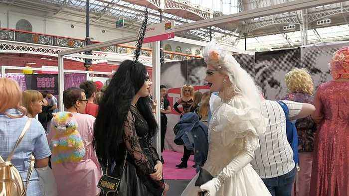 DragWorld celebrates of all things drag in London