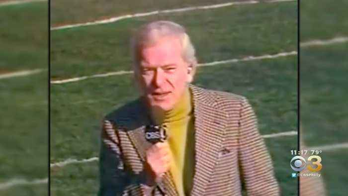 Legendary CBS Sports Announcer Jack Whitaker Dies At 95