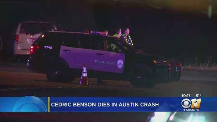 Former Longhorns, NFL RB Cedric Benson Dies In Motorcycle Accident
