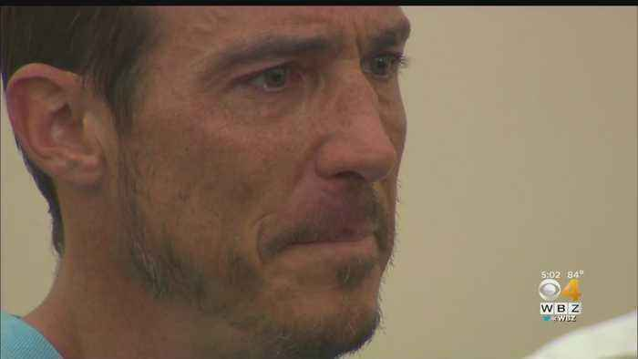 Man Accused In Sutton Hit And Run That Killed Jogger Cries During Arraignment