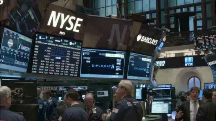 Wall Street Climbs On Rumors Of Stimulus Efforts