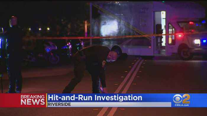 Riverside Hit-And-Run Accident Leaves 1 Man Dead, Police Searching For Driver