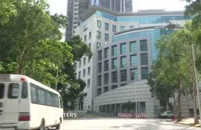 Britain concerned at reports HK consulate worker held in China