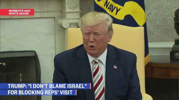 Trump Remarks About Jews Who Vote For Democrats