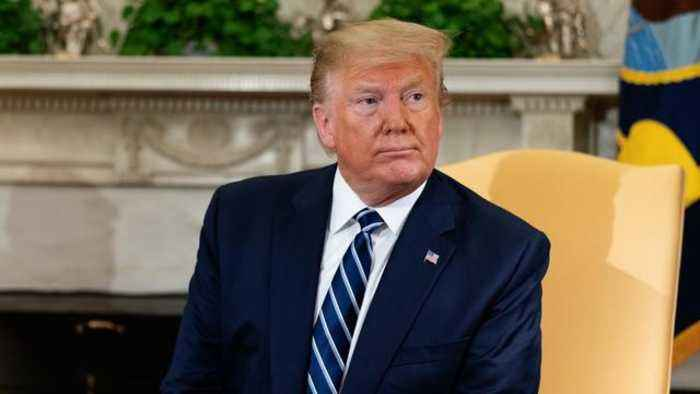 Trump Cancels His Denmark Meeting Over Greenland