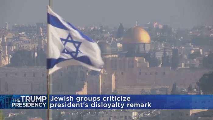 Trump: Jews Who Vote Democrat Show 'Great Disloyalty'