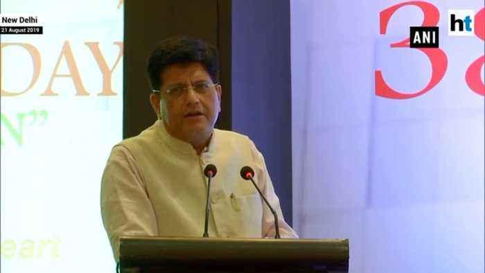 Piyush Goyal calls compulsory corporate social responsibility an accident