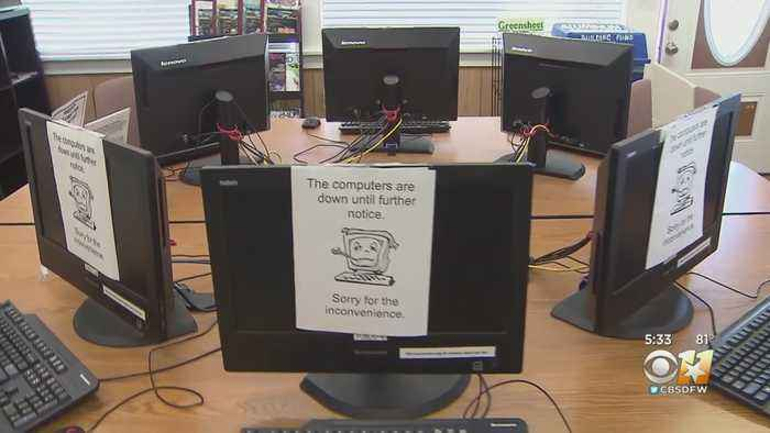 Computers In Wilmer Paralyzed By Cyberattack