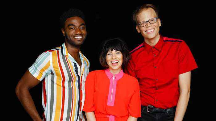 Jelani Alladin, Krysta Rodriguez & Jeff Hiller On The Shakespeare In The Park Musical, 'Hercules'