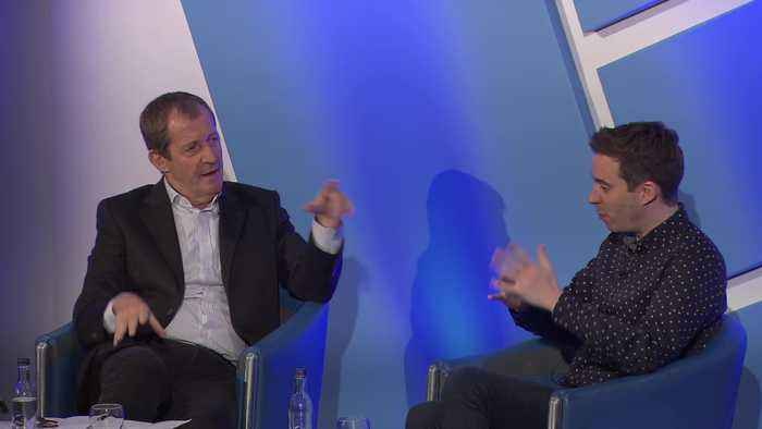 Alastair Campbell: I don't know if Dominic Cummings believed in Brexit