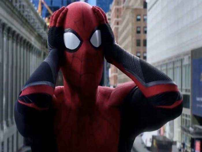 Spider-Man might be getting kicked out of the Marvel Cinematic Universe