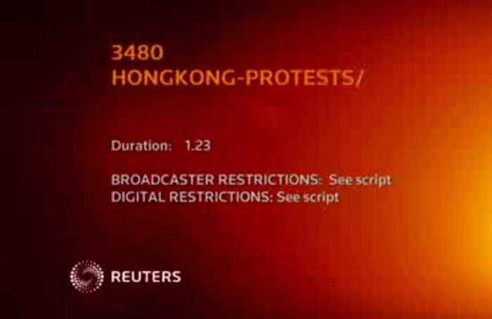 Hong Kong protesters demand action on mob attack